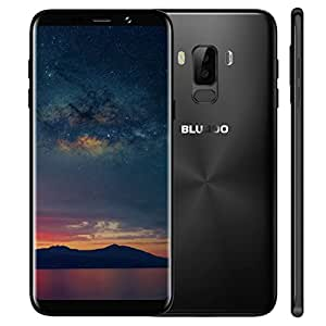 BLUBOO S8+ 4GB+64GB 6.0 inch Android 7.0 MTK6750T Octa Core up to 1.5GHz GSM & WCDMA & FDD-LTE (Black)