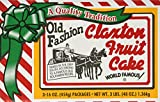 Best Fruitcakes - Claxton Fruit Cake - 1 lb. packs Review