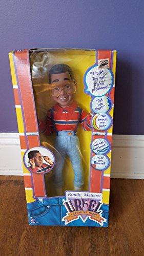 Urkel Talking Doll: Family Matters: I Speak My Mind