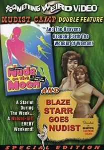 Amazon.com: Nude on the Moon/Blaze Starr Goes Nudist