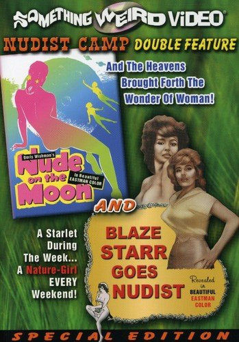Nude on the Moon/Blaze Starr Lester Brown Pat Reilly Marietta William Mayer