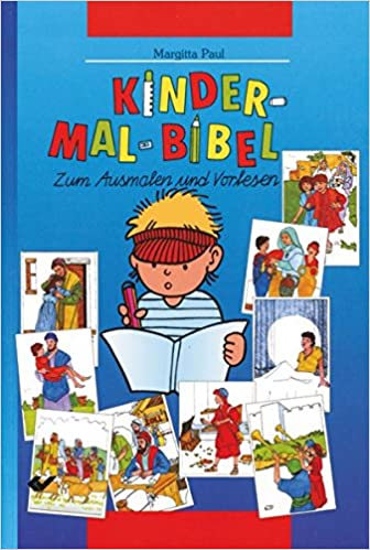 Kinder Mal Bibel Zum Ausmalen Und Vorlesen Amazonde Margitta
