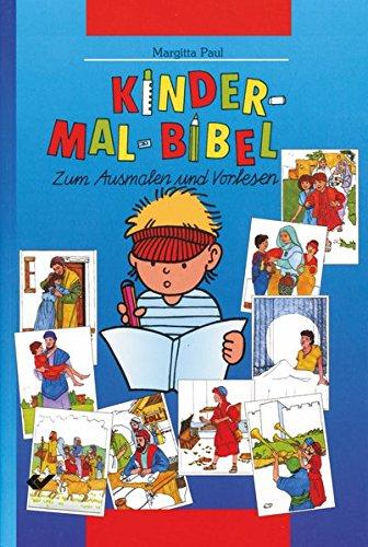 Kinder Mal Bibel Zum Ausmalen Und Vorlesen Buch Von Margitta Paul