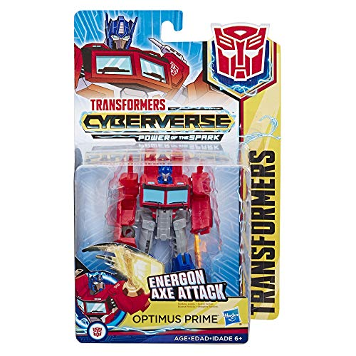 Transformers Cyberverse Action Attackers Action Figure - Assortment