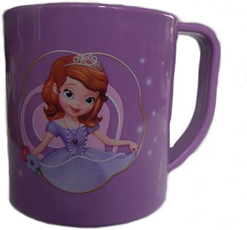 dernières conceptions diversifiées dernière conception boutique pour officiel GUIZMAX Tasse Princesse Sofia Disney mug Plastique gobelet ...