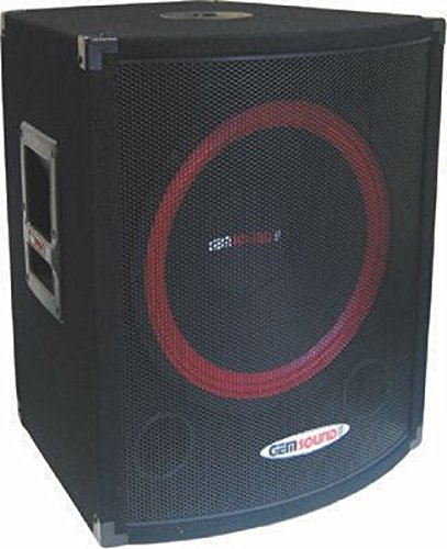GEM Sound SUB21 Passive Subwoofer by Gem Sound