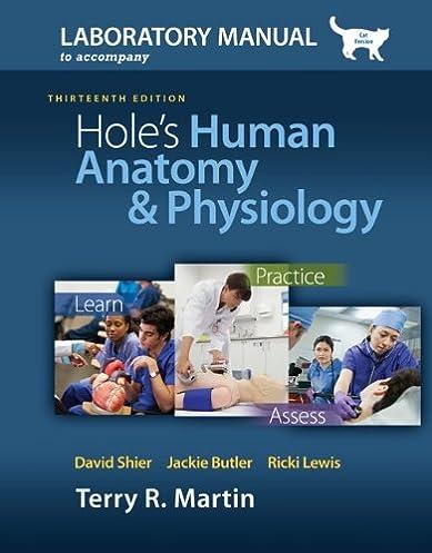 amazon com laboratory manual for holes human anatomy physiology rh amazon com Anatomy and Physiology Lab Anatomy and Physiology Heredity