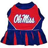 Pets First Mississippi Ole Miss Cheer Leading SM