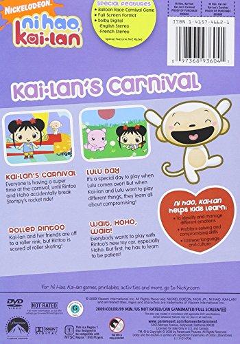 Ni Hao, Kai-Lan: Kai-Lans Carnival