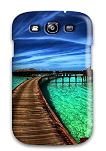 Audrill Case Cover Protector Specially Made For Galaxy S3 House
