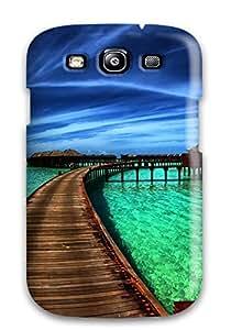 Excellent Design Nature Phone Case For Galaxy S3 Premium Tpu Case