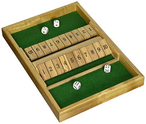 2-Player Shut the box