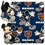 disney chicago bears - Chicago Bears Disney Hugger Blanket