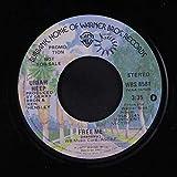 free me / mono 45 rpm single