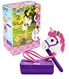 Toys : Kidoozie Foam Unicorn Pogo Jumper – Fun and Safe Play – Encourages an Active Lifestyle – Makes Squeaky Sounds – For All Sizes, 250 Pound Capacity