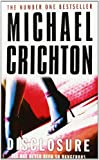Front cover for the book Disclosure by Michael Crichton