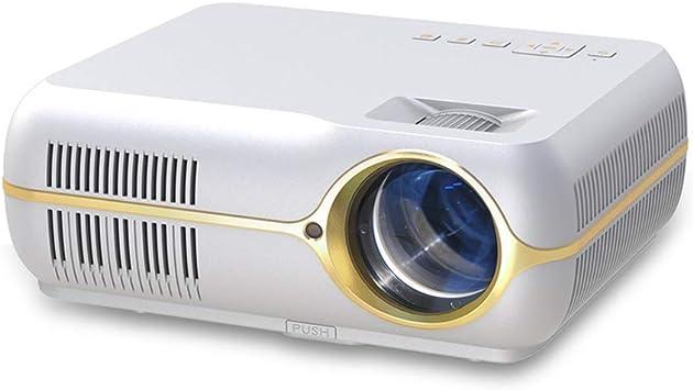 GXWLWXUP Mini proyector de vídeo, portátil de Cine en casa ...