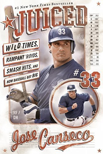 Juiced: Wild Times, Rampant 'Roids, Smash Hits, and How Baseball Got Big by Jose Canseco (2006-02-28)