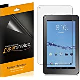 [3-Pack] SUPERSHIELDZ- Anti-Bubble High Definition Clear Screen Protector For DigiLand 7 inch Tablet (DL701Q) + Lifetime Replacements Warranty - Retail Packaging