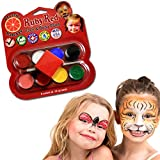 SNARAROO RAINBOW 8-COLOR FACE PAINT