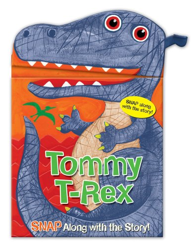 Snappy Heads Tommy T Rex (Snappy Fun)
