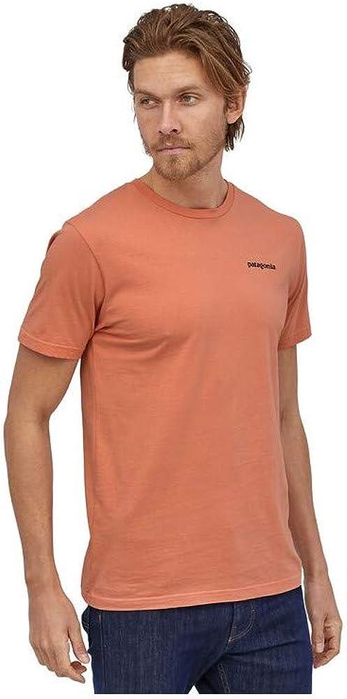 Patagonia Ms P-6 Logo Organic T-Shirt pour Homme