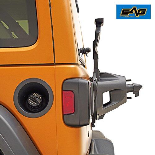 EAG 2018-2019 Jeep Wrangler JL Tire Relocation Bracket