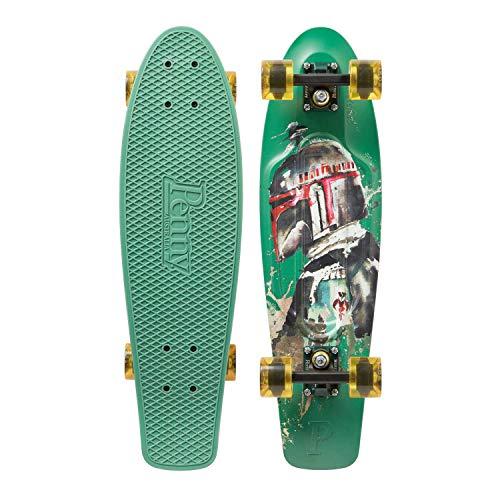 Penny Skateboards x Star Wars Limited Edition Skateboard Cruisers- 22″ & 27″ Boba Fett, Darth Vader, R2-D2 Stormtrooper Penny Boards
