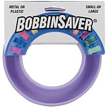 Blue Feather Bobbin Saver Sewing Organizer, Lavender