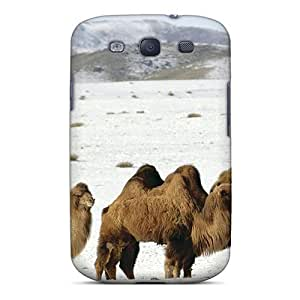 Hard Plastic Galaxy S3 Case Back Cover,hot Camels Case At Perfect Diy