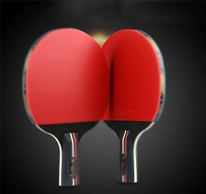 xianw Mesa de Ping Pong Padel Juego - Juegos de Raqueta de Tenis de Mesa Premium 2 ...