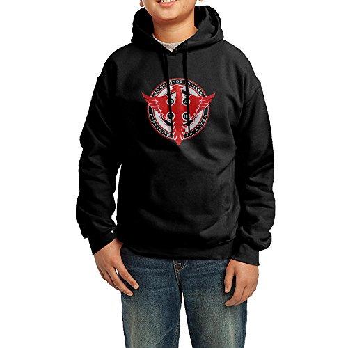 Unisex Hoodie Youth Sweatshirt 30 Seconds To Mars Rock Band Love Lust