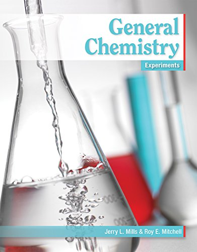 General Chemistry Experiments Revised 2e