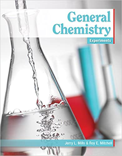 Amazon com: General Chemistry Experiments, Revised 2e (9781617317705