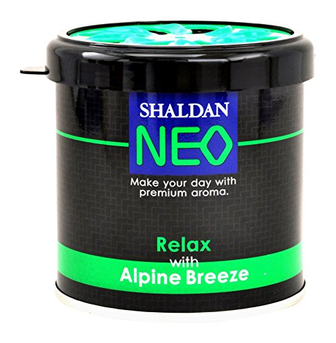 My Shaldan Neo Relax with Alpine Breeze Air Freshener for Car (80 g)