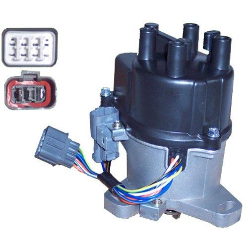 w/ Cap Rotor Coil - B16A B18C B16A B16A2 DOHC OBD1 VTEC ()