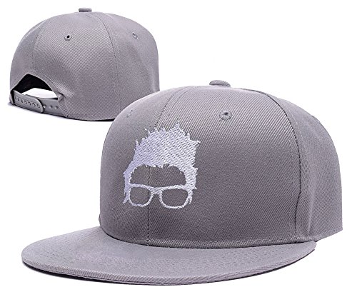 040a98c56aa86 XINMEN Marcus Butler Youtube Logo Adjustable Snapback Embroidery Hats Caps  Grey - Buy Online in UAE.
