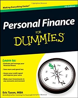 personal finance and investing all in one for dummies for dummies  personal finance for dummies