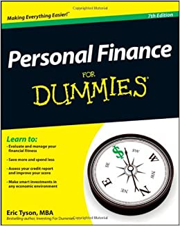 perosonal finance for dummies