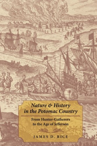 Class and History in the Potomac Country: From Hunter-Gatherers to the Age of Jefferson