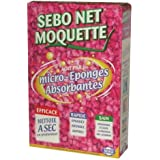 SEBO 0482ME Poudre pour Nettoyage à Sec des Moquettes et Tapis, 500g (37,00 €/kg)