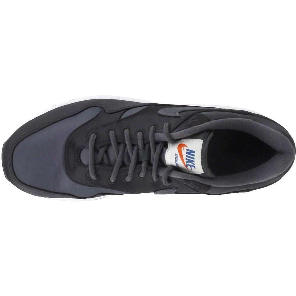 pretty nice c6d69 27175 Amazon.com   Nike Mens Air Max 1 SE Athletic   Sneakers Black   Athletic