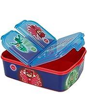 Palleon Kinderlunchbox   broodtrommel   sandwichbox   ontbijtbox school kleuterschool (PJ masker)