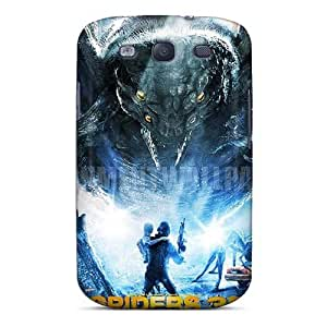 IanJoeyPatricia Samsung Galaxy S3 Comfortable Phone Hard Covers Support Personal Customs Colorful Madagascar 3 Pictures [hsy2409dKZZ]