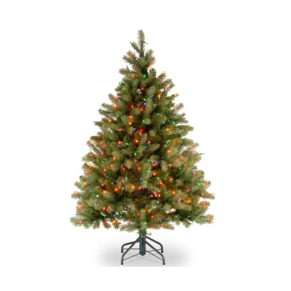 National-Tree-Downswept-Douglas-Fir-Tree-with-Multicolor-Lights