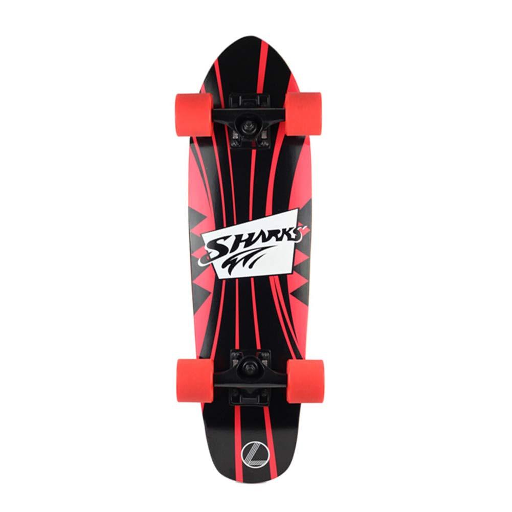 買取り実績  ZX ビッグサメ Red メープル 小さな魚のプレート Blue 4ラウンド スケートボード バナナプレート 大きな魚のプレート アダルト ビッグサメ 男性と女性 ブラシストリート 旅行 (色 : Blue board) B07H24FXL7 Red board Red board, BE MY BABY:81a57ac1 --- a0267596.xsph.ru
