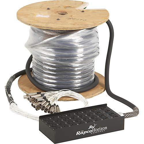 24X8 XLR Fan-Box Snake by Rapco Horizon (Image #1)