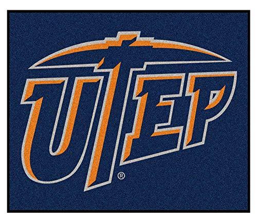 Rug Utep Tailgater (Tailgater Floor Mat - University of Texas El Paso)