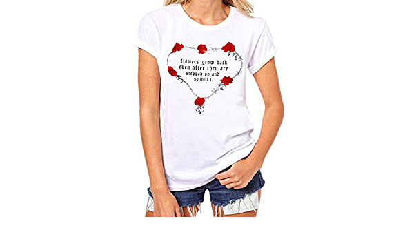 Mujer Camiseta – camisa – Camisa – Feixiang® San Valentín ...
