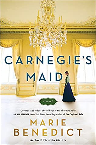 book cover of Carnegie\'s Maid